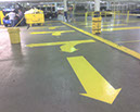 2 part epoxy coating for signage and traffic markings