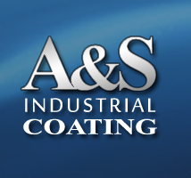A and S Coating Logo
